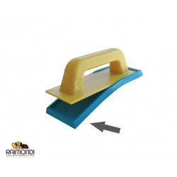 Raimondi - ricambio gomma per frattazzo fuga piastrelle
