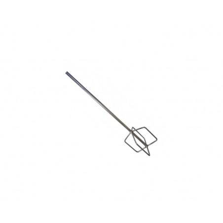Mescolatore impasto 4 razze - attacco esagonale