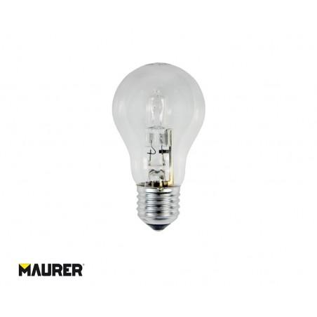 Maurer - Lampadina alogena a goccia E27 72W