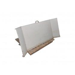 Benna spazzaneve - larghezza 176 cm