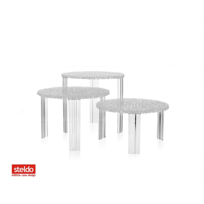 Tavolino Kartell T-Table