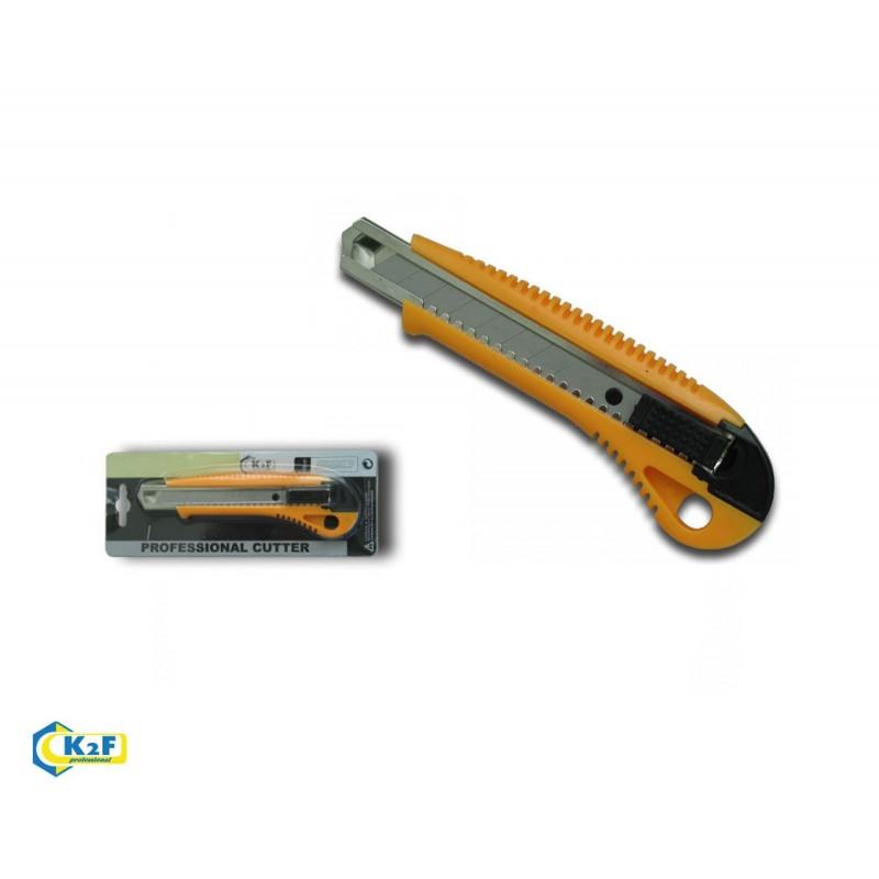 Cutter taglierino K2F - 18 mm
